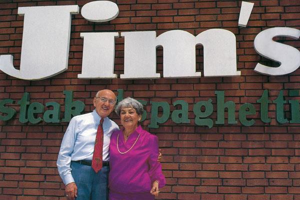 Jim and Sally Tweel