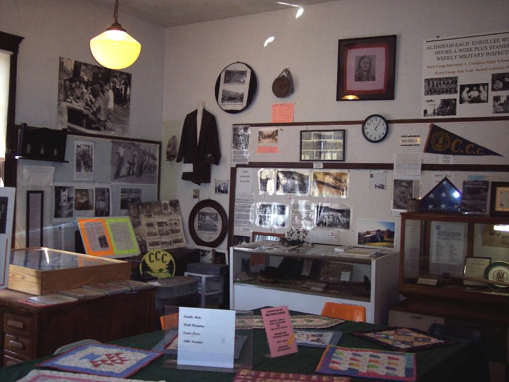 Inside the CCC Museum