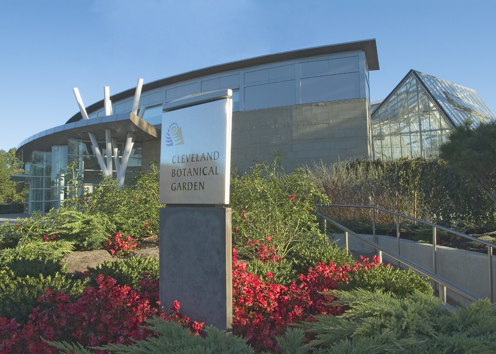 The Cleveland Botanical Garden houses a variety of special gardens and exhibits throughout the year.