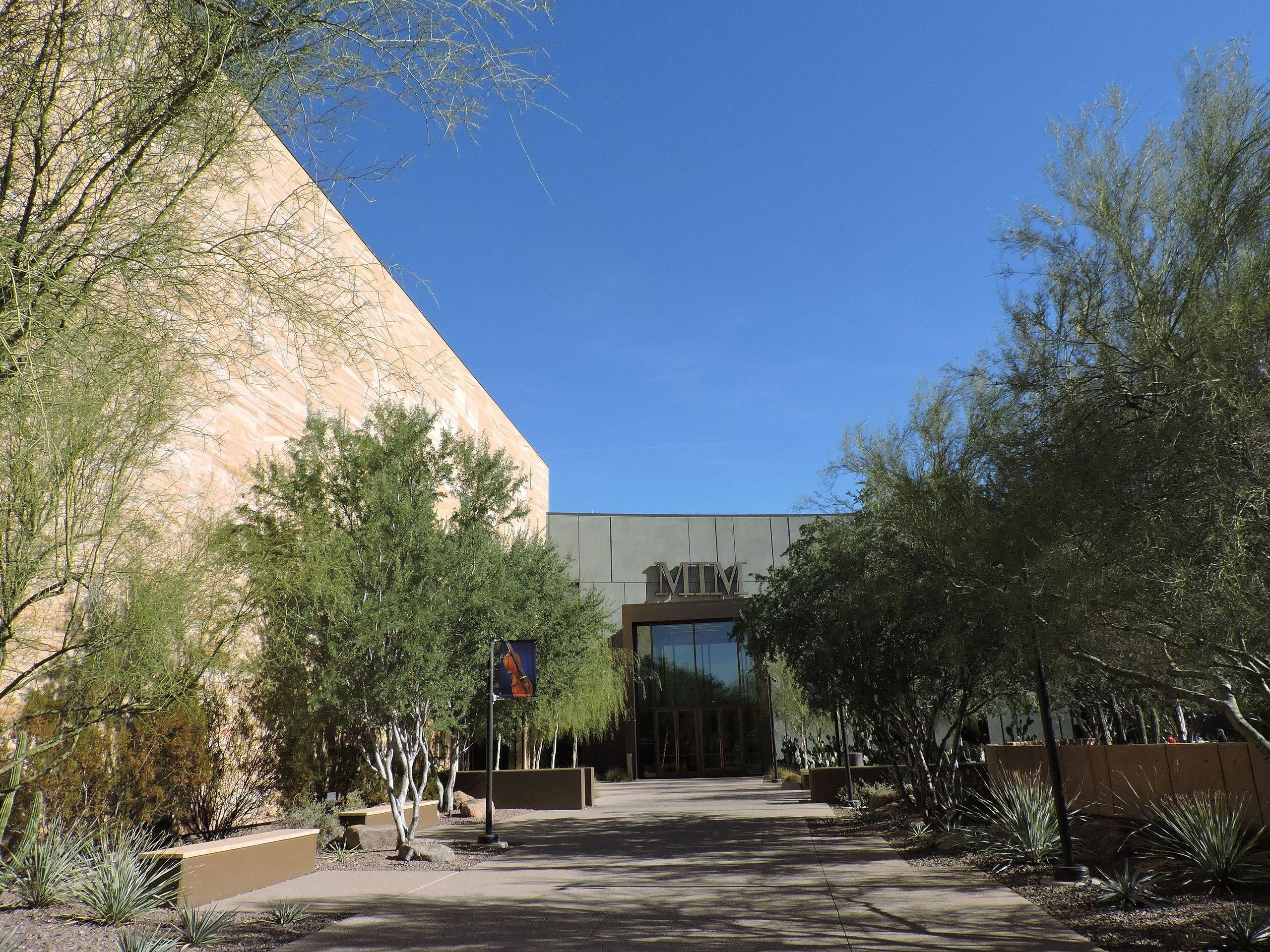 Museum Entrance.