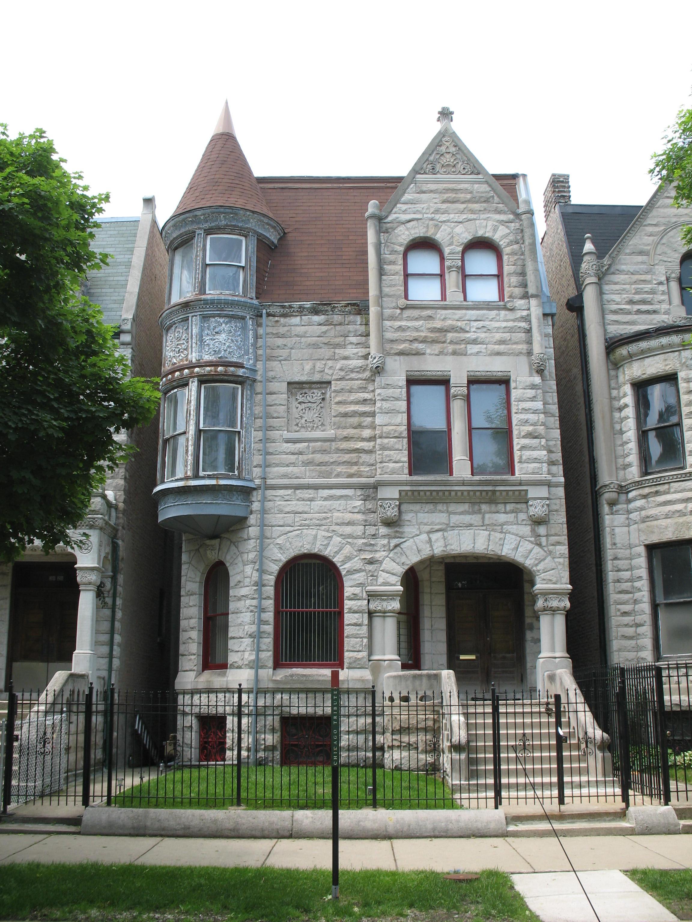Wells-Barnett House