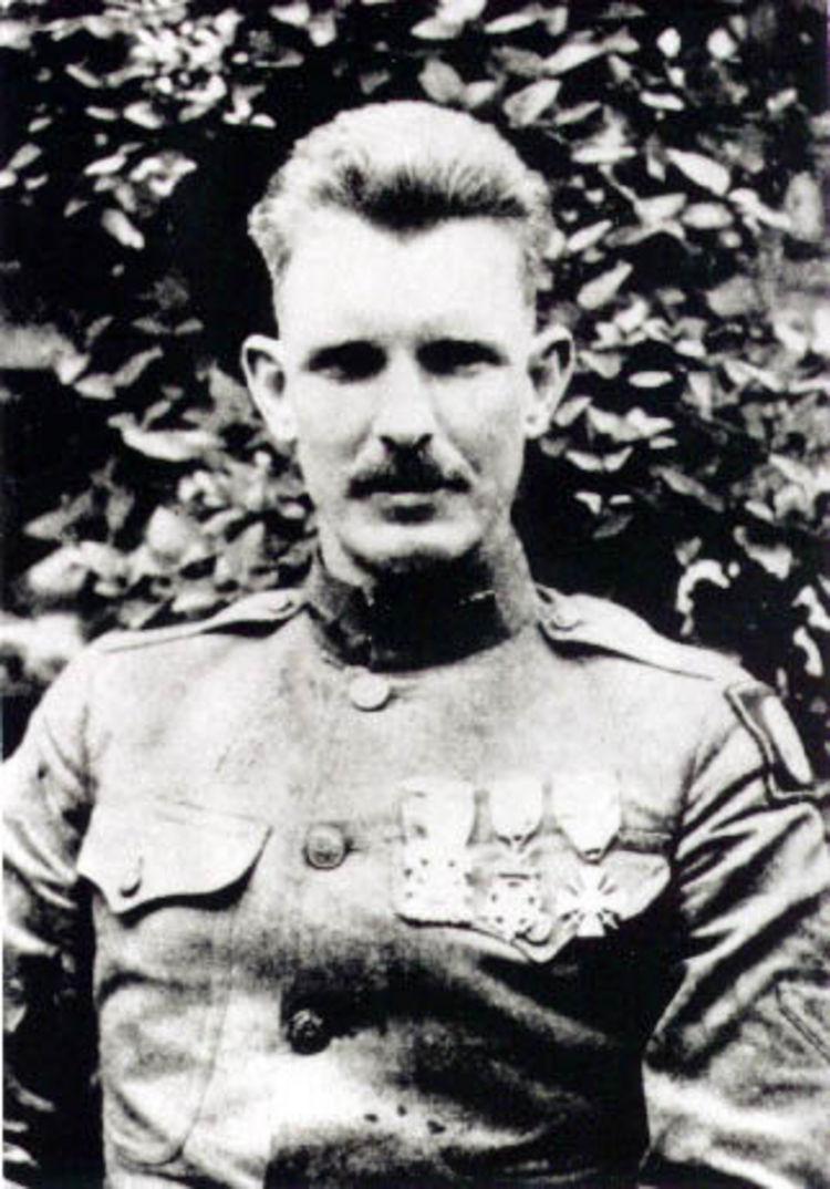 Sgt. Alvin York in 1919