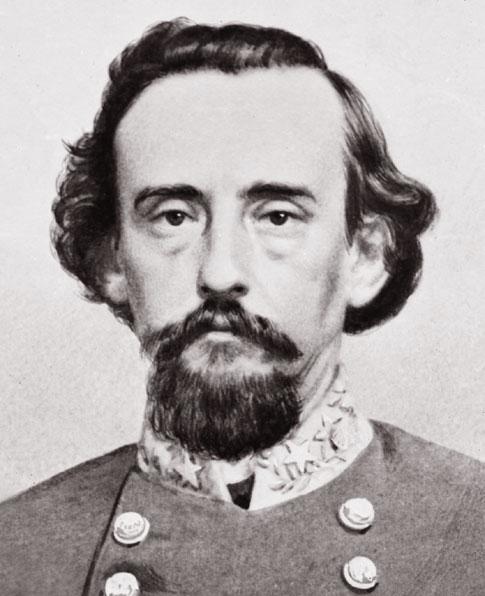CSA General Felix K. Zollicoffer