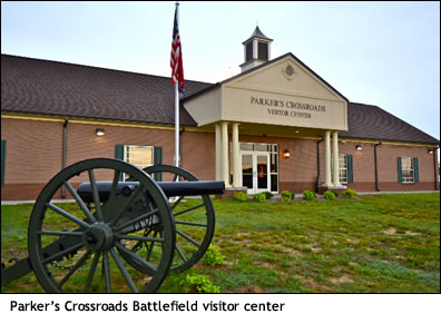 Parker's Crossroads Visitor Center