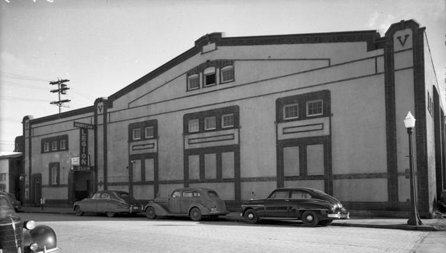 American Legion Hall 1950