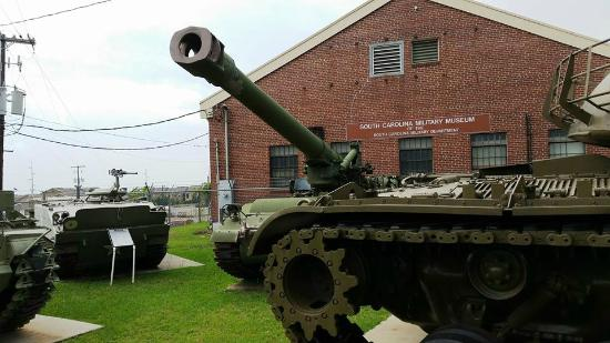 The South Carolina Military Museum