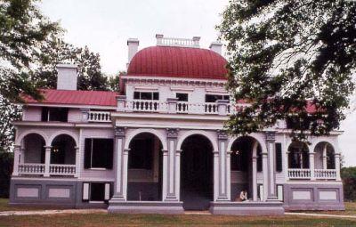 The Kensington Plantation House
