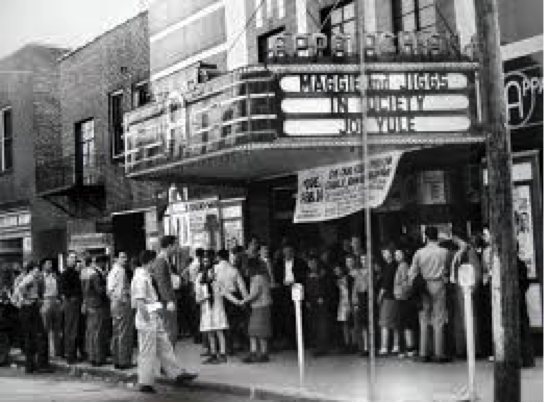 A look at the historic Appalachian Theatre