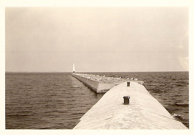 South side pier 1930s