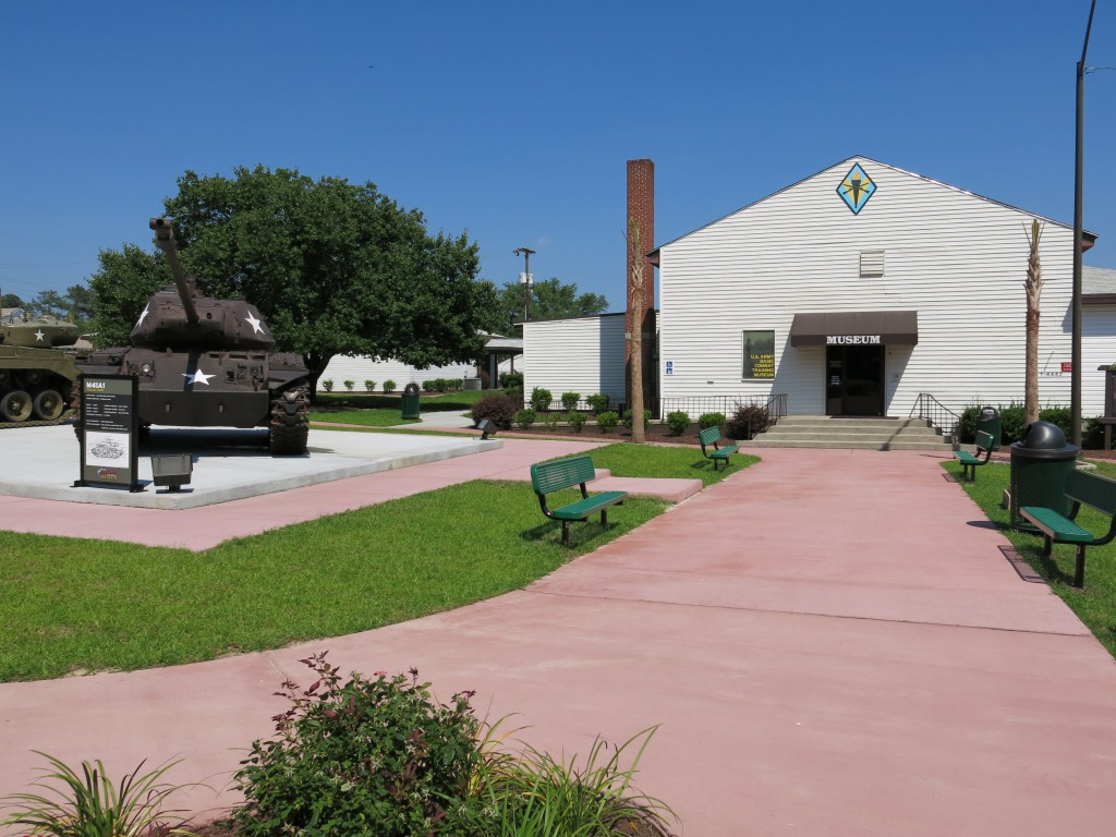 The U.S. Army Basic Combat Training Museum