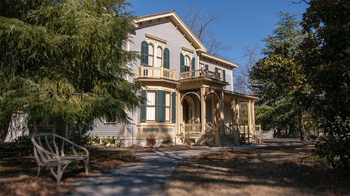 The Woodrow Wilson Family Home