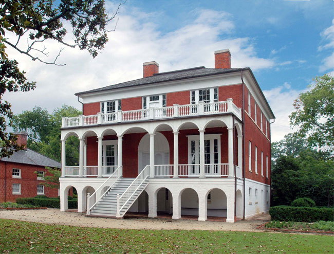 The Robert Mills House