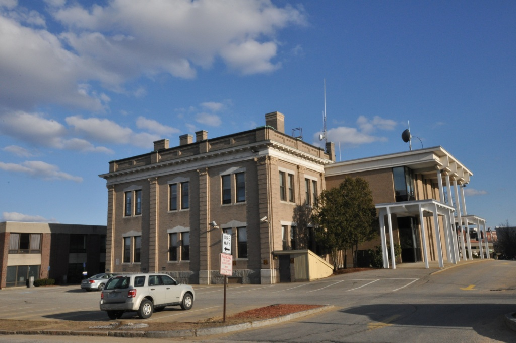Merrimack County Courhouse (1857), Concord New Hampshire