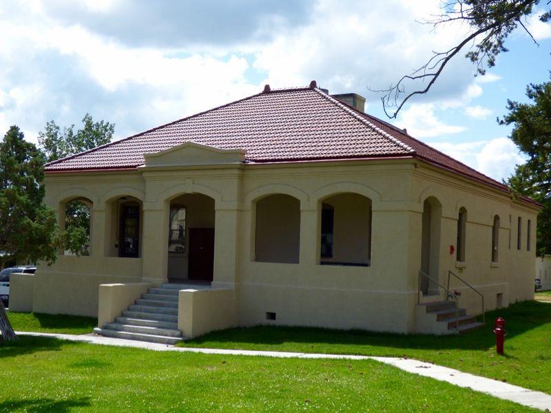 1910 Guardhouse