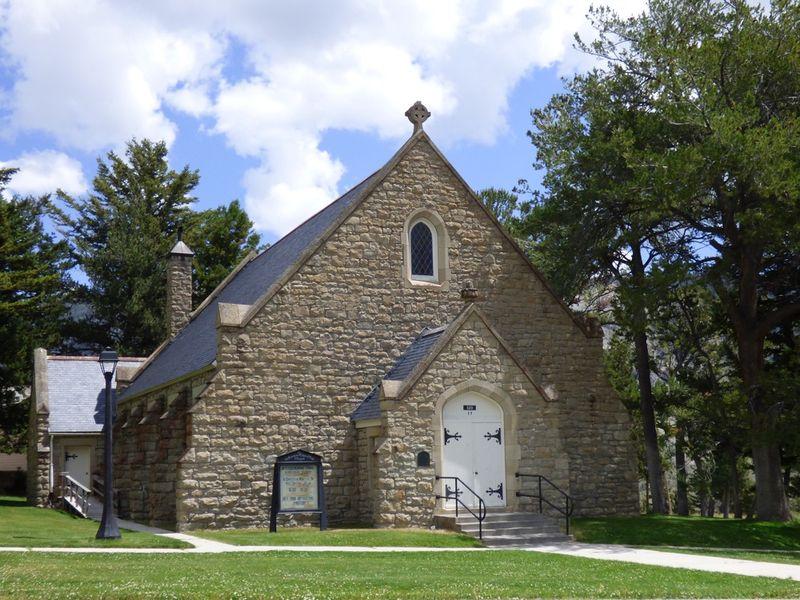1913 Chapel