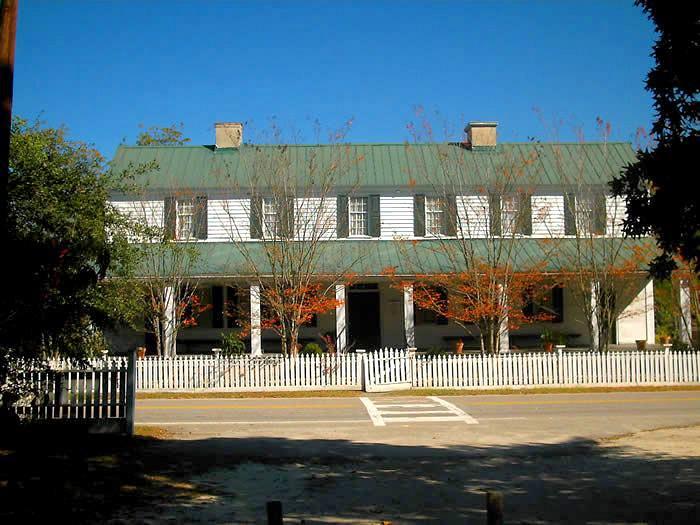 The John Fox House