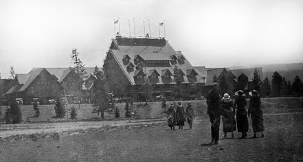 1920s photos of the Inn