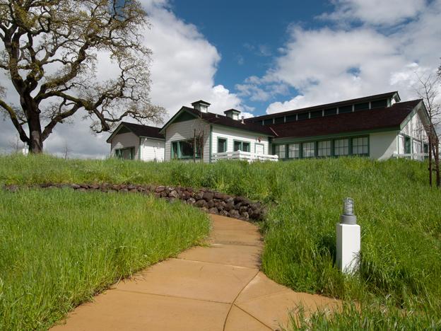 Restored adobe (image from PGA Landscape Design)