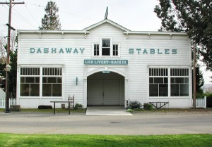 Dashaway Stables (image from History San Jose)