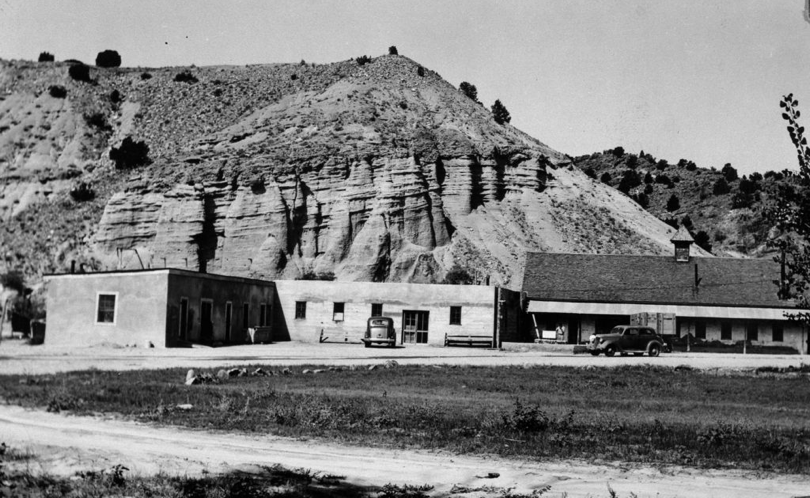 Blast from the Past: The Ojo Caliente Mineral Springs
