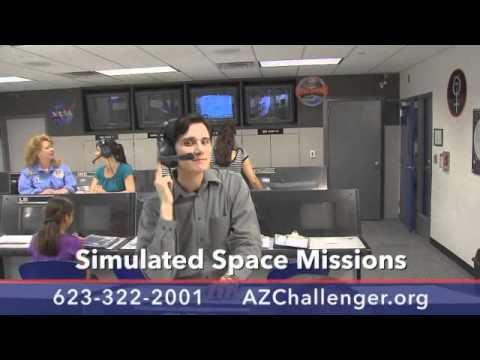 Simulated Space Missions.