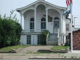 The Coin Harvey House in 2010.