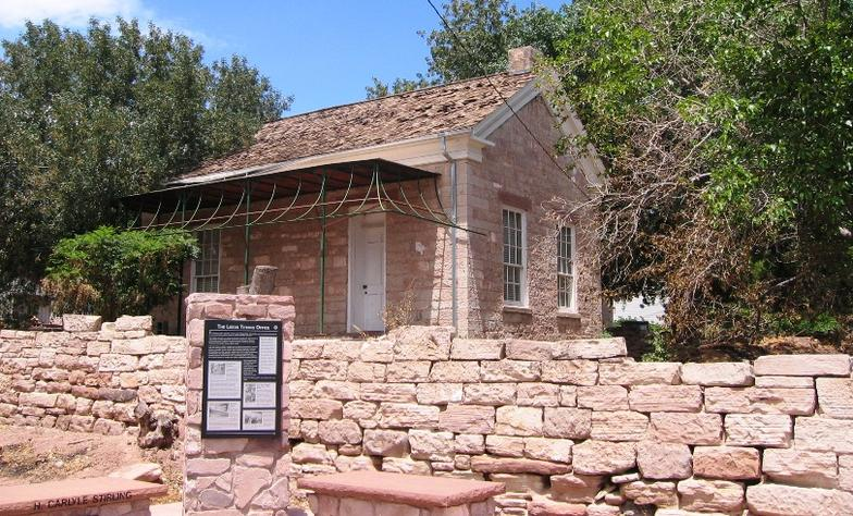Tithing House