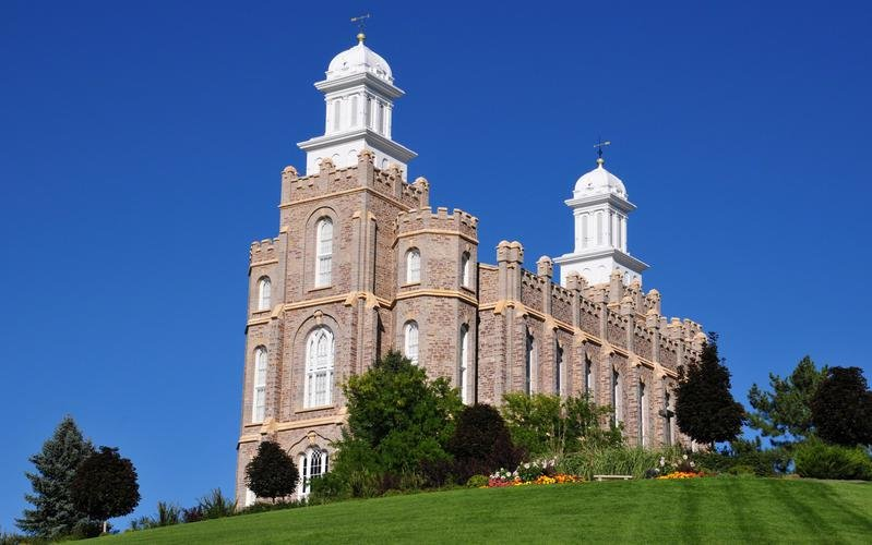 Logan Temple has been the symbolic architectural and spiritual heart of the Cache Valley.