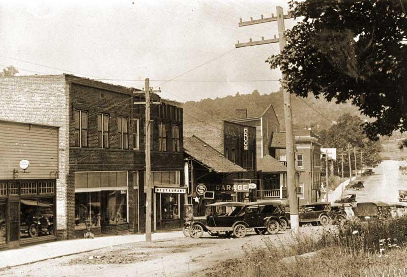 King Street, 1923.