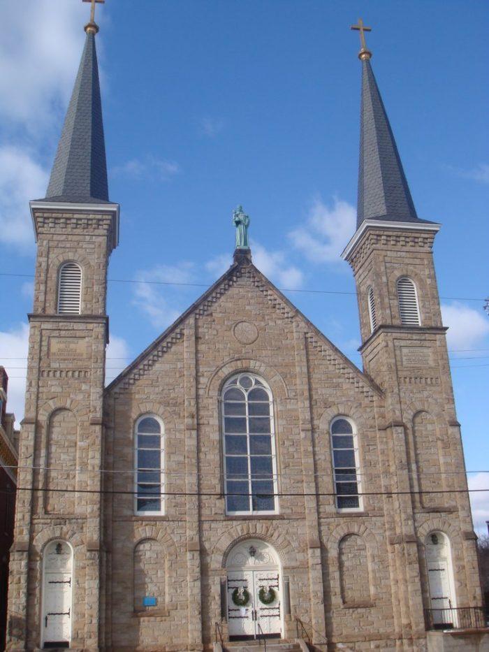 St. Anthony's Chapel.