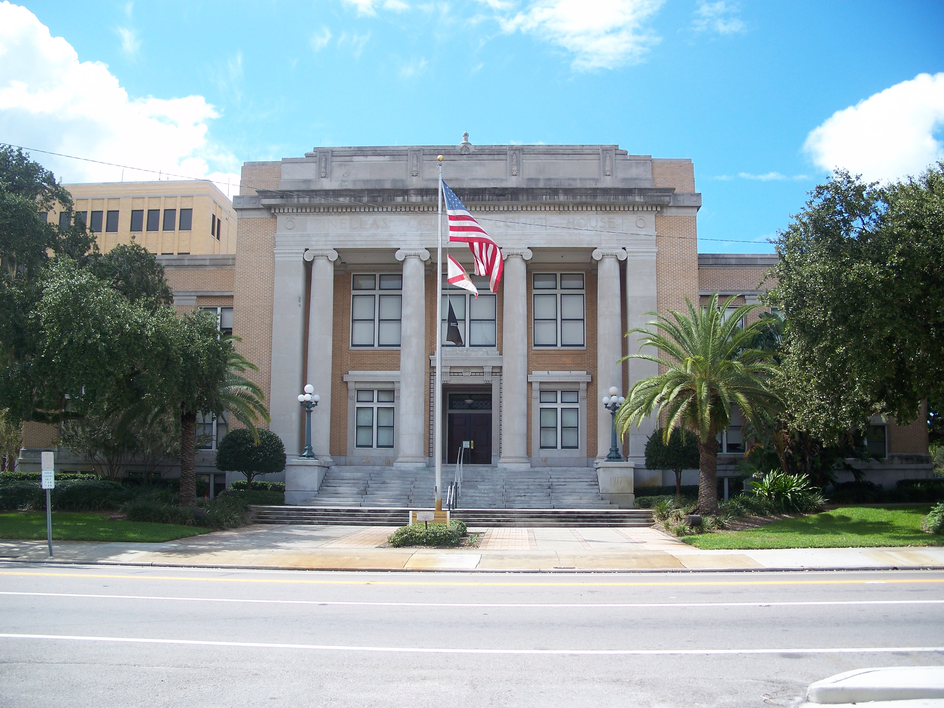 Pinellas County Courthouse