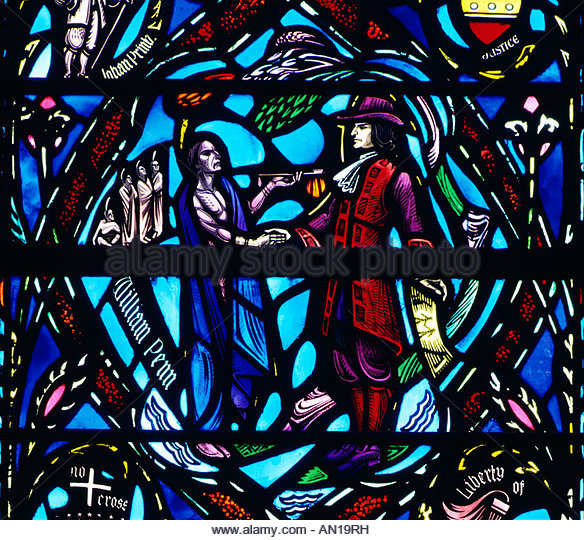 A close-up of one of the chapel's famous stained glass windows.