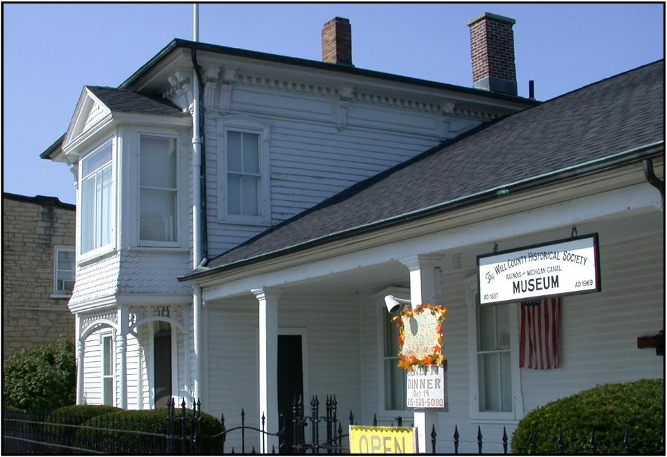 Museum (Photo Credit: Will County Museum, via Facebook).