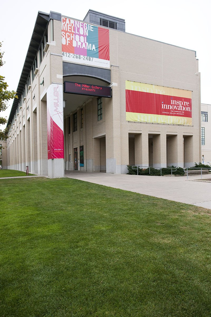 The Miller Gallery at Carnegie Mellon University opened in 2000.