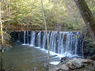 Cedarock Park Waterfall