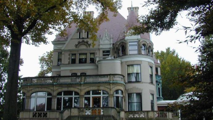 Clayton, the Frick mansion.