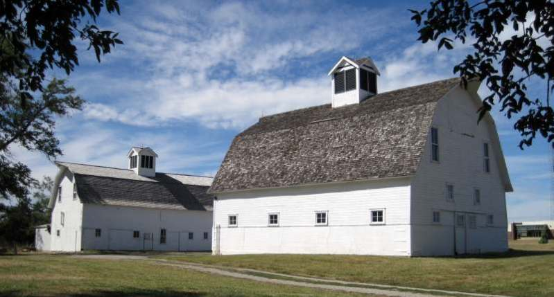 """From the Jefferson County site, """"Introduction to the Maasdam Barns"""""""