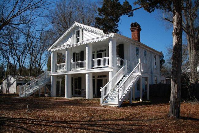 The Ashley-Willis House