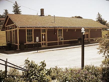 Depot in Elizabeth