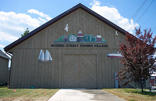 Roger Street Fishing Village