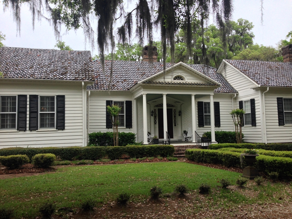 The Mansfield Plantation House