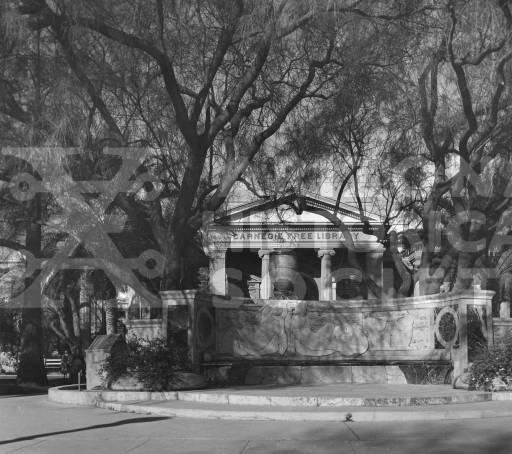 Tucson's Carnegie Library, ca. 1950