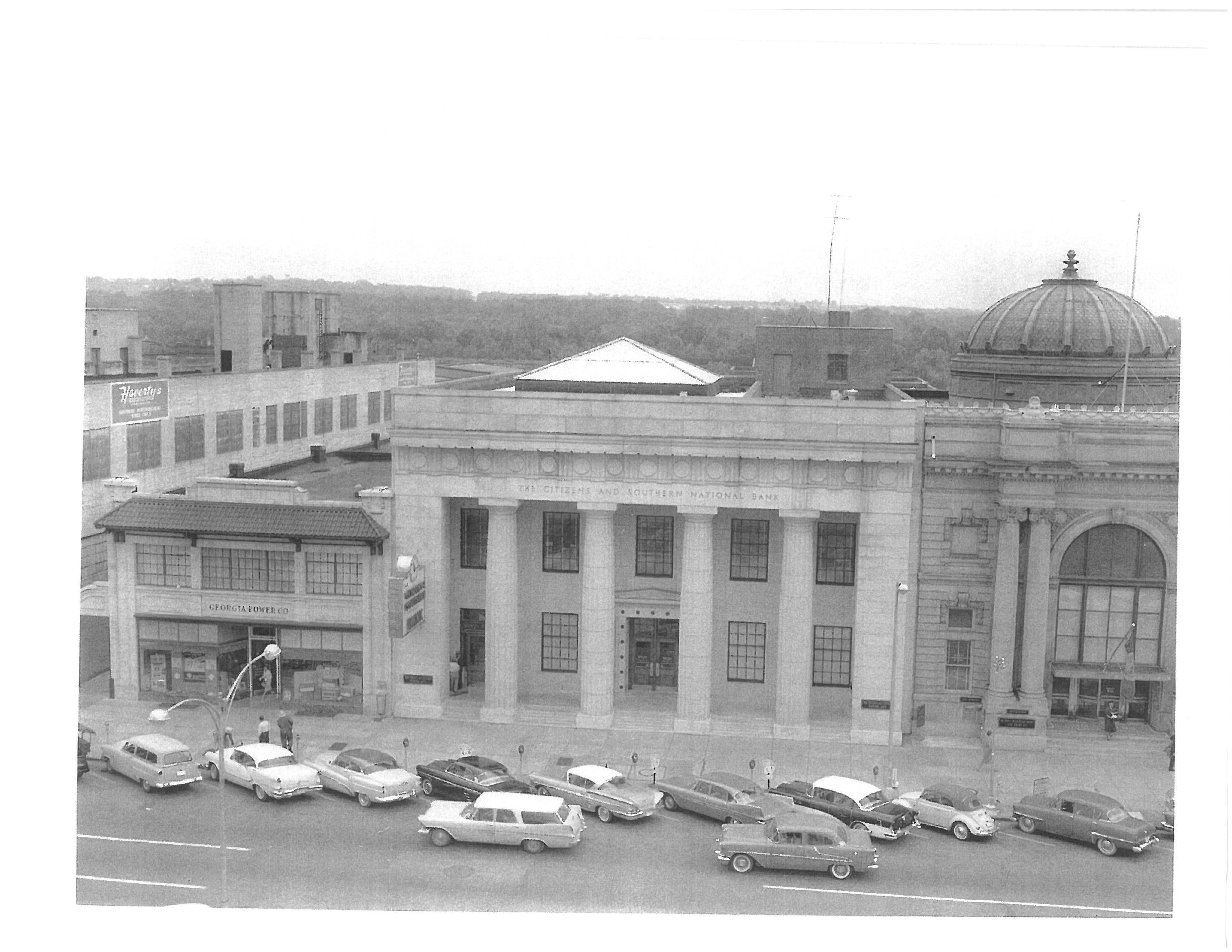 Building C. 1960