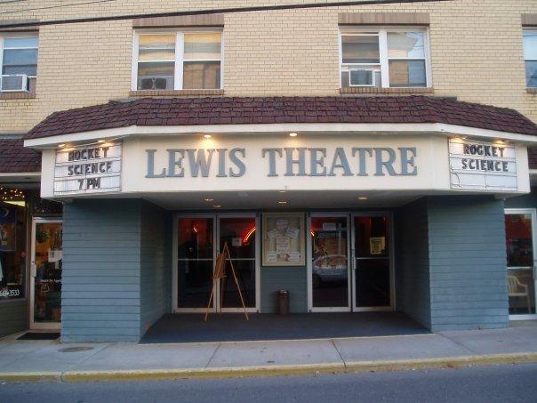 The Lewis Theatre, 2017.