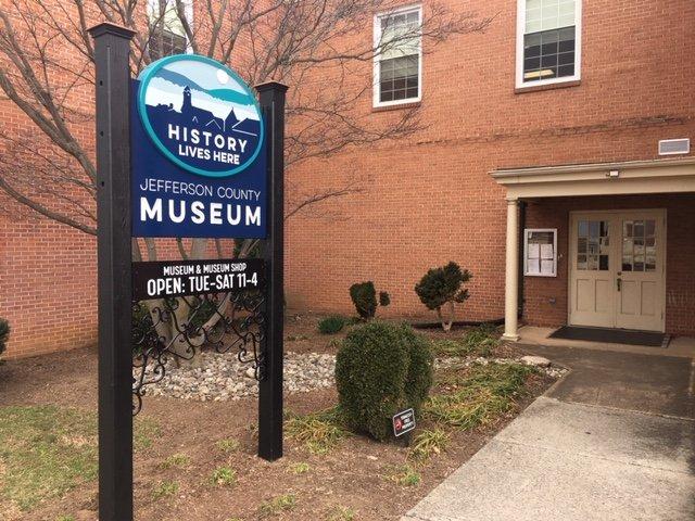 Museum Entrance on Samuel Street