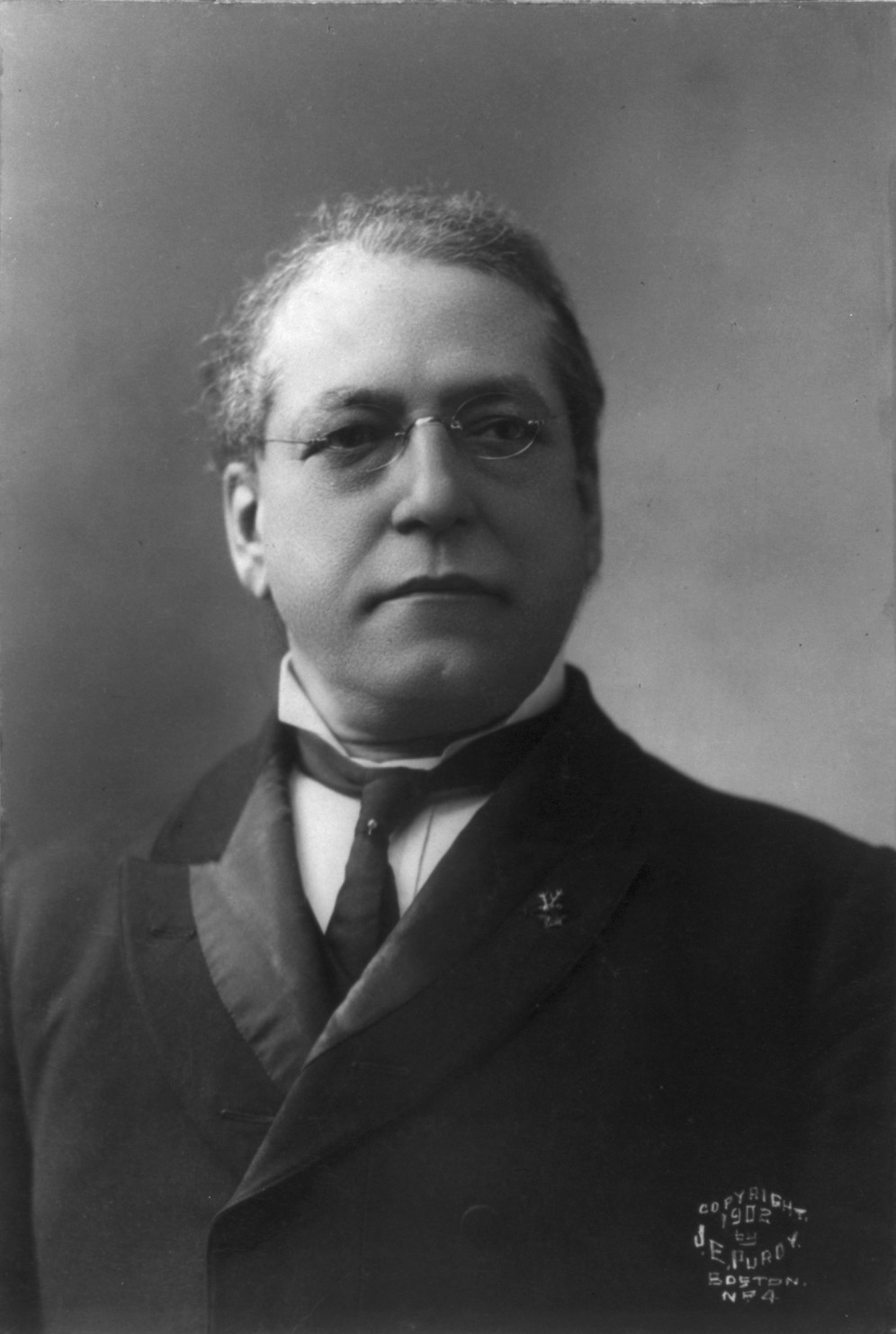Samuel Gompers, labor leader and first president of the AFL