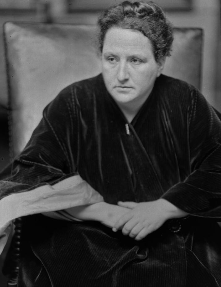 Stein in 1913