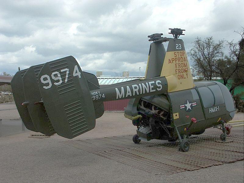 Kaman HOK-1 Huskie helicopter