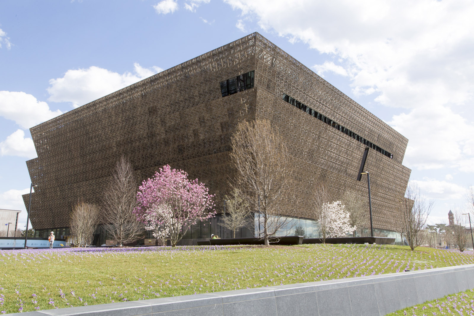 The National Museum of African American History & Culture was completed at a cost of over $500 million.