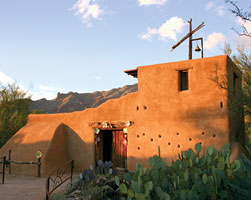 DeGrazia's Mission in the Sun, built 1952